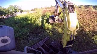 Sediment Pond Reconstruction Part 1