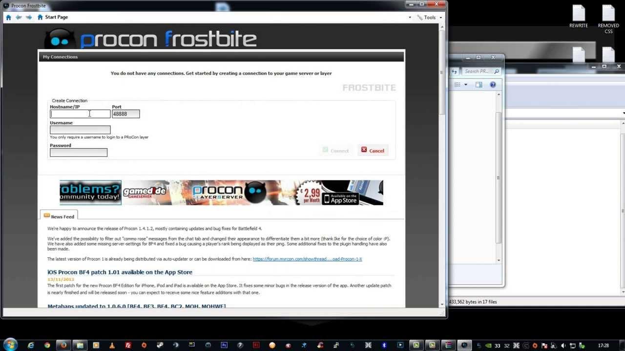 Battlefield 4 Procon Tutorial Video - Not Layer » Battlefield Informer