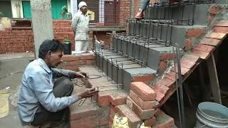 How to make chain step stairs 20×39 east face house