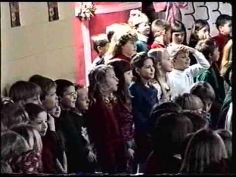 Steph's Christmas play at Jonesborough Elementary School in Jonesborough, TN