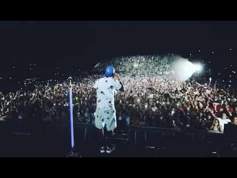 Flow la movie I challenge you to feel chills to see this video 😍😍