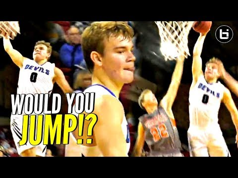 Would YOU Jump?!? Mac McClung SLAMMING His Way to 39 Points!!