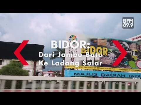 Bidor: Dari Jambu Batu ke Ladang Solar