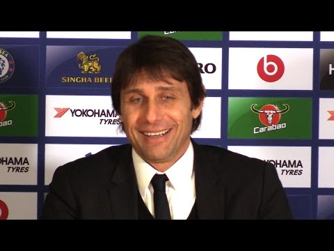 Chelsea 2-0 Hull City - Antonio Conte  Full Post Match Press Conference