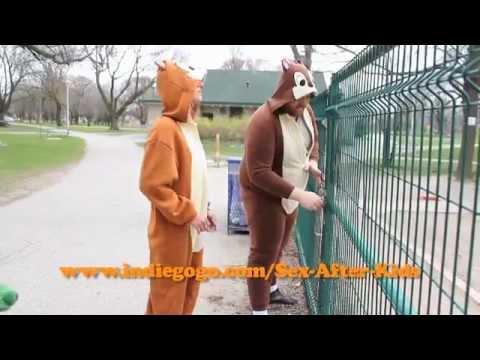 Zoie Palmer & Jeremy LaLonde: Chipmunks Sex After Kids