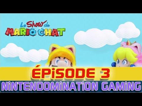 Le Show De Mario Chat: Épisode 3