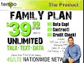 Tempo Wireless Overview - Best Prepaid Cell Phone Plans 2014? Best MLM 2014?