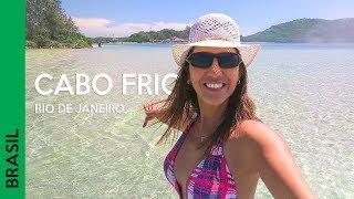 CABO FRIO, RJ: Praia do Forte, Ilha do Japonês e Passagem - Lindooo (2019)
