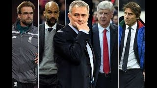 Top 10 Best Football Managers in the World (2018-UPDATED) | Soccer Rankings