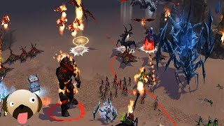 Greatest Fantasy STRATEGY Game Eight Player FFA Rise of Legends Gameplay