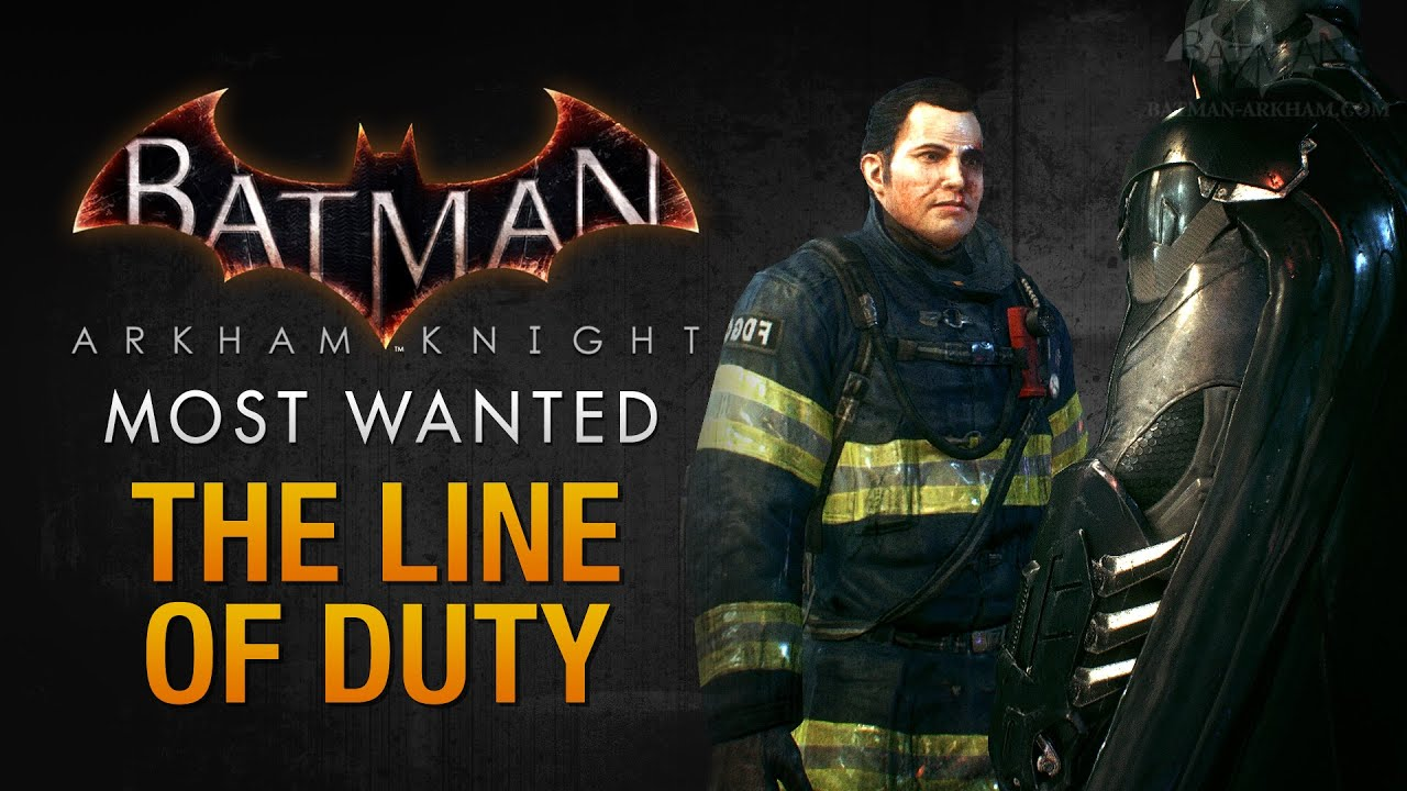 Download Batman: Arkham Knight - The Line of Duty (Most Wanted Walkthrough)