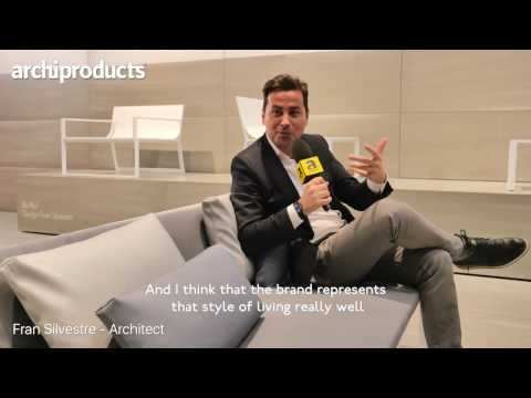 Fran Silvestre interview by Archiproducts ENG sub