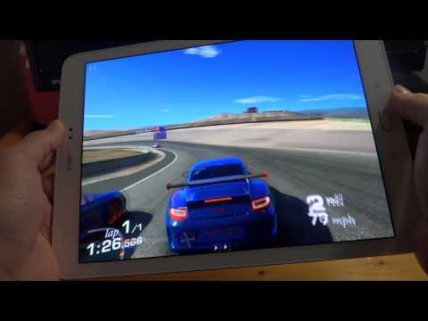 Samsung Galaxy tab S2 9.7 wifi SM-T810 test 2