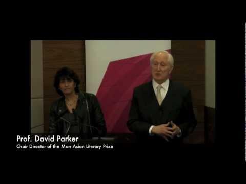 2011 Man Asian Literary Prize Shortlist Press Conference (Part 2)