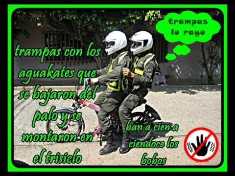 POLICIA POLICIA - PIBES CHORROS