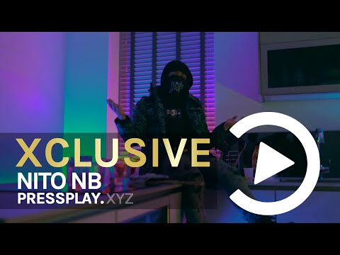 Nito NB – Too Late (Music Video) Prod By Ghosty | Pressplay