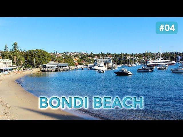 LA PLAGE DE BONDI BEACH, SYDNEY