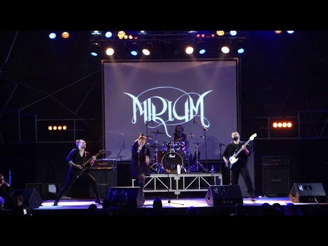 Смотреть видео Mirium - Осколки (Live at