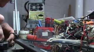 compaq presario cq58 hinges and overheat repaire
