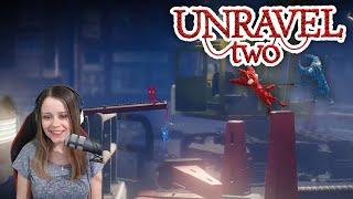 Unravel Two #03: Auf dem Spielplatz - Let's Play