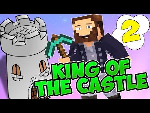 "Minecraft: King Of The Castle 2/5 ""Stairway To Heaven!"" w/Athix"