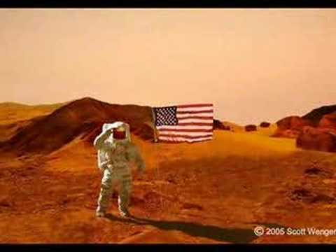 Men on Mars 2005  (part 12)