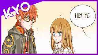 It's Getting Hot In Here (Hilarious Mystic Messenger Comic Dub)