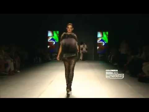 Colombia Moda 2015 - Pasarela M (Modo Rosa).