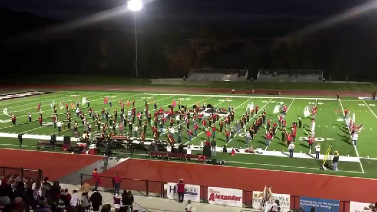 The Williamsport Area High School Marching Millionaires