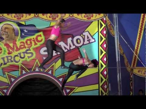 Magic Circus of Samoa 2013