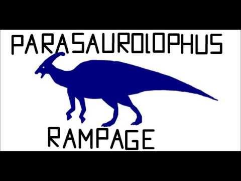 PPBA Parasaurolophus rampage