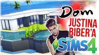 DOM JUSTINA BIEBER'A w The Sims 4 ❤️ TS4 Speed Build PL #88