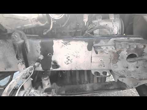 Detroit diesel D15 in vietnam