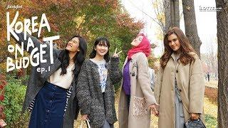KOREA ON A BUDGET | Liburan Murah Di Kafenya Idol Korea