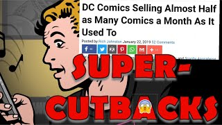 Bleeding Cool is nonsense, let me explain what DC COMICS is doing here, and why it makes sense RN.