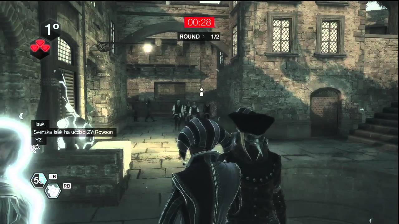 Assassin s Creed Brotherhood Walkthrough