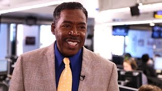 'Ghostbuster' Ernie Hudson Plays 'Who You Gonna Call?' at ABC News