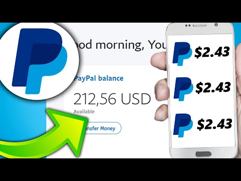 Earn $2.43 Every 60 Seconds! (Free PayPal Money Trick 2020!)