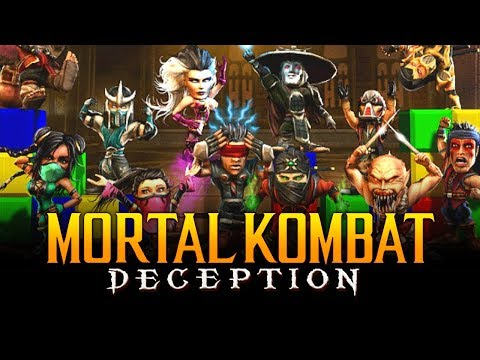 "THE HARDEST MINI GAME EVER! - MK Deception: ""Puzzle Kombat"" Gameplay! (Mortal Kombat 11 Kountdown) thumbnail"