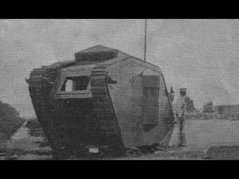 Early Latin American Tanks & Armored Cars: 1916 to  1945