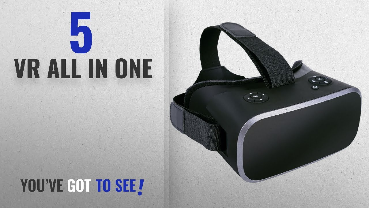 a4defc18ae3 Top 5 VR All In One  2018 Best Sellers   VR Headset Standalone