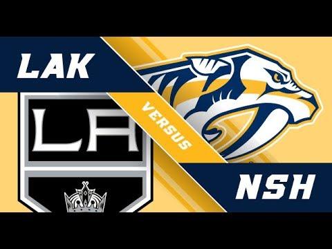 Los Angeles Kings vs Nashville Predators – Nov. 17, 2018 | Game Highlights | NHL 2018
