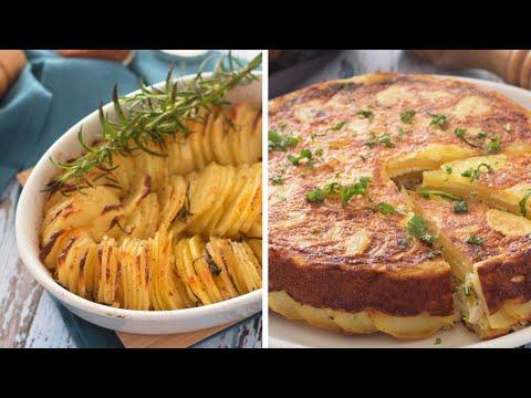 recettes-à-base-de-pommes-de-terre
