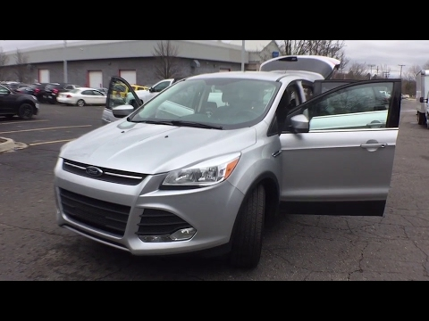 2015 Ford Escape Clarkston, Waterford, Lake Orion, Grand Blanc, Highland, MI UC70160A