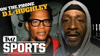 Katt Williams Blasts Shaq - D.L. Hughley Calls In | TMZ Sports