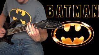 1989 Batman Theme (Metalized) - Artificial Fear