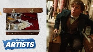 REAL LIFE Muggle Proof Suitcase - AWEMe Artists