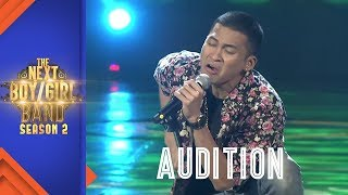 "Download Video Muhammad Rizky ""Say Something"" I Singing Audition I The Next Boy/Girl Band S2 GTV MP3 3GP MP4"