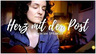 Herz mit der Post - Alexander Knappe - Cover + Lyrics [Miriam Spranger]