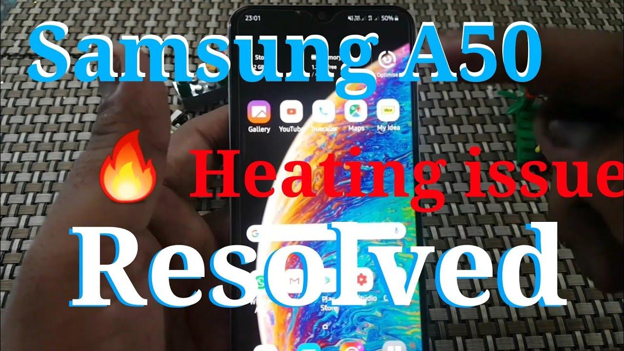 Hanging & Heating Problem Solution 101% Working Samsung